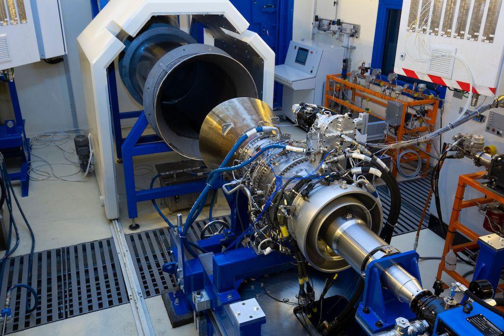 TEI, İkinci TEI-TS1400 Motorunu da Başarıyla Çalıştırdı.