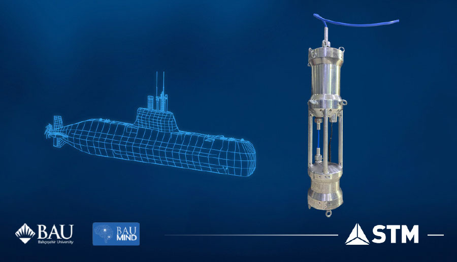 Critical Indigenous Solution for Submarine Technologies from STM & BAU