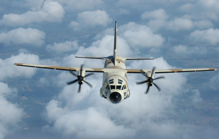 C-27J Spartan Test Pilot Depicts the Aircraft's  Outstanding Capabilities