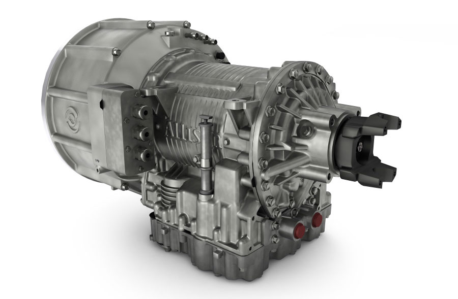 Allison Transmission Receives Innovation Award for on-board Energy Conversion in Military Tactical Vehicles