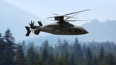Sikorsky-Boeing Team Reveals Advanced Assault Helicopter Designed To Revolutionize U.S. Army Capabilities