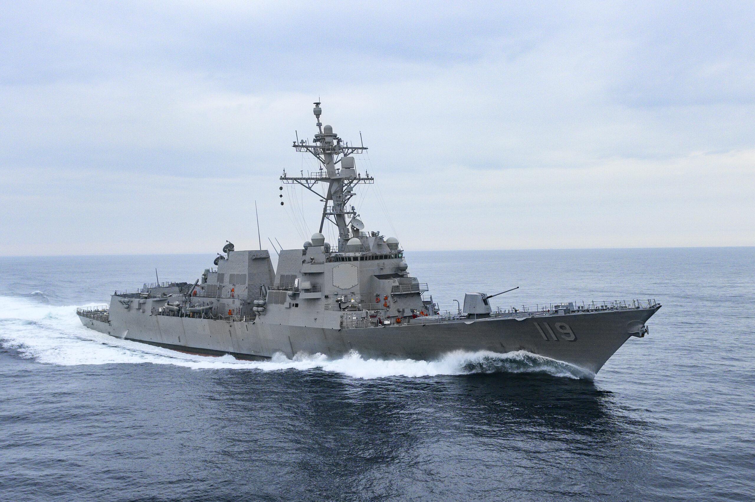 NAVANTIA has Won a Maintenance Contract for the US Navy