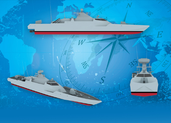 STM`s Design for the Turkish Type Fast Attack Craft Project