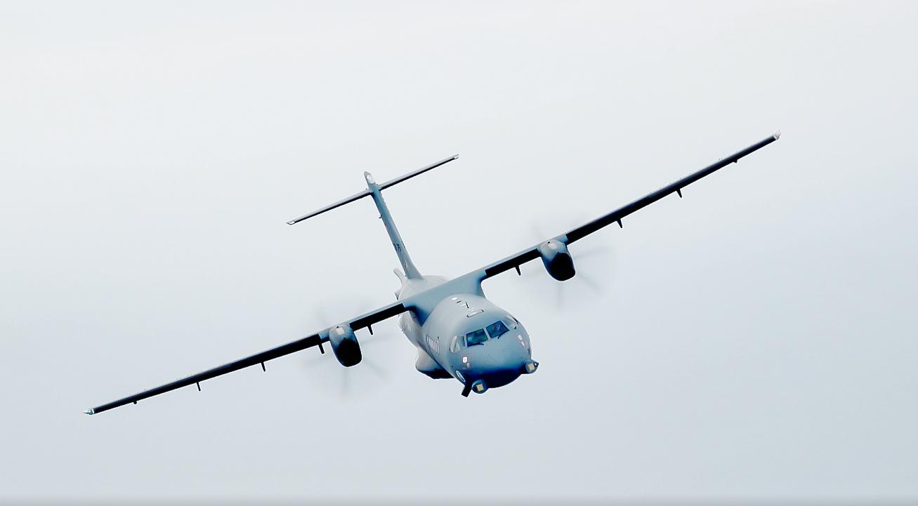 3'üncü ATR72/600 Deniz Genel Maksat Uçağı DzKK'ye Teslim Edilmeye Hazırlanıyor