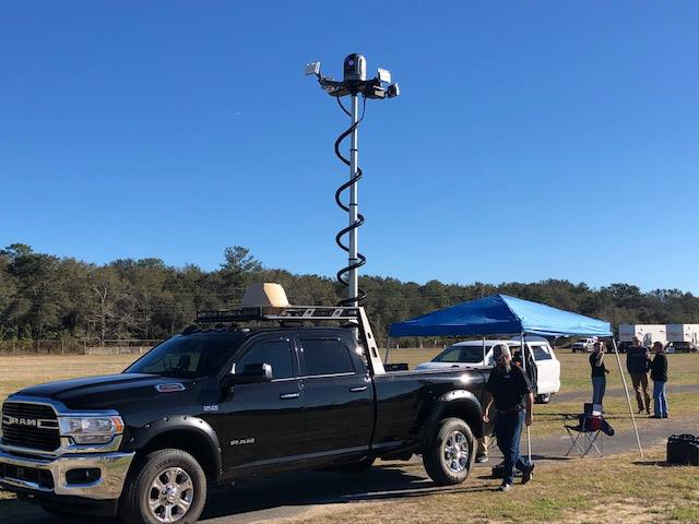 Trakka Systems Demonstrates TIPS-C Counter UAV System at Eglin Air Force Base