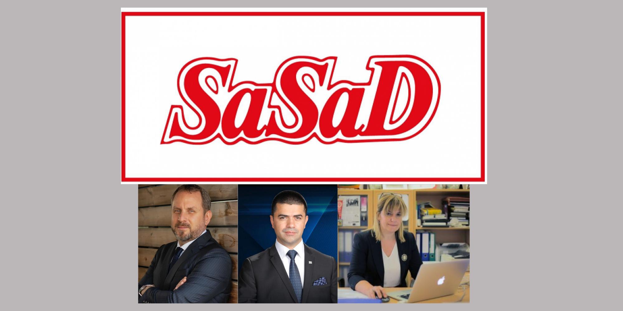 SaSaD Yönetimine Yeni İsimler