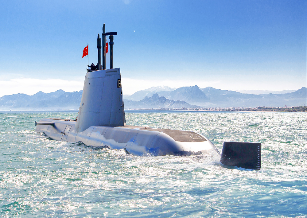 How would the REİS-Class Submarines Affect the Power Balance the East-Med and the Aegean Sea?