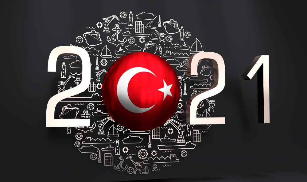 Turkish Defense & Aerospace Industry Closes First Two Months of 2021  with 17.5% Increase in Exports