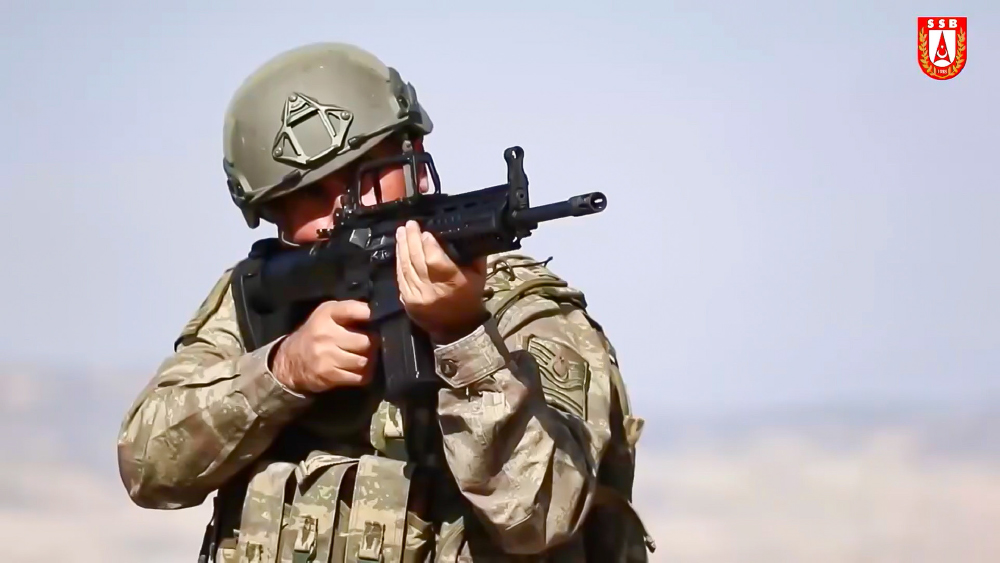 Lighter Version of the National Infantry Rifle MPT-76 Ready for Duty