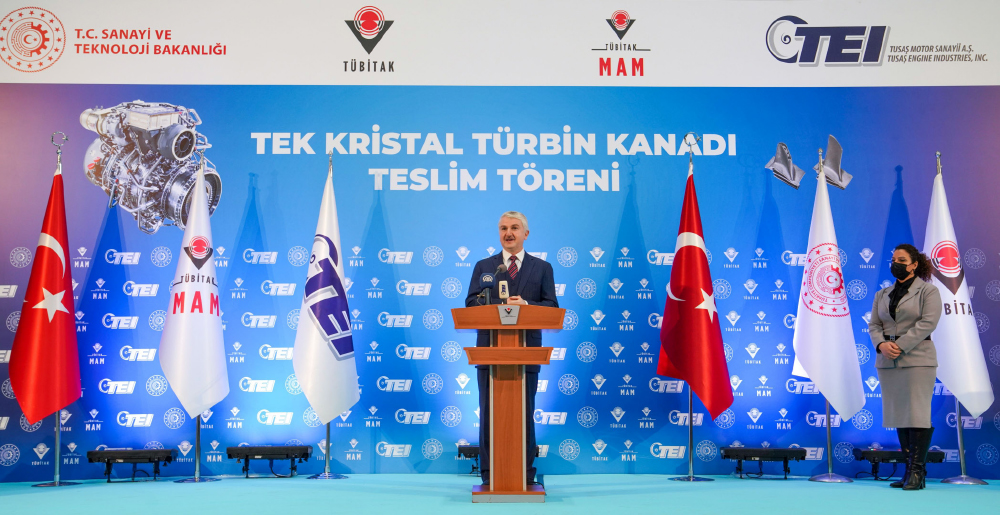 Critical Acquisition from  TEI & TÜBİTAK-MAM in Material Technologies