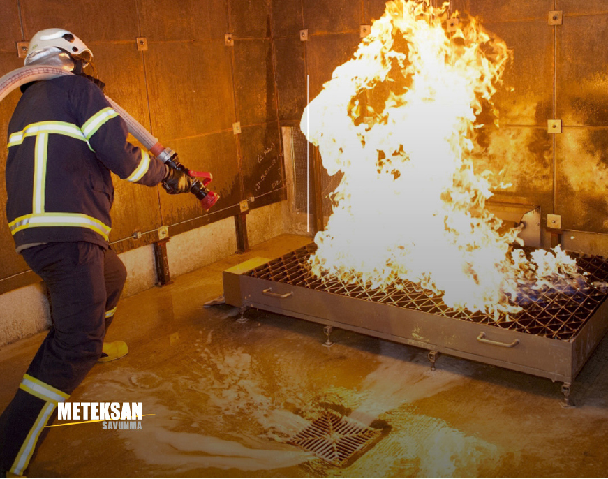 Akkuyu Nuclear Power Plant's Fire Fighting Training Simulator Complex to be Constructed by Meteksan Defence