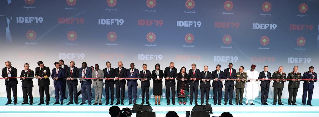 IDEF 2021'e Sayılı Günler
