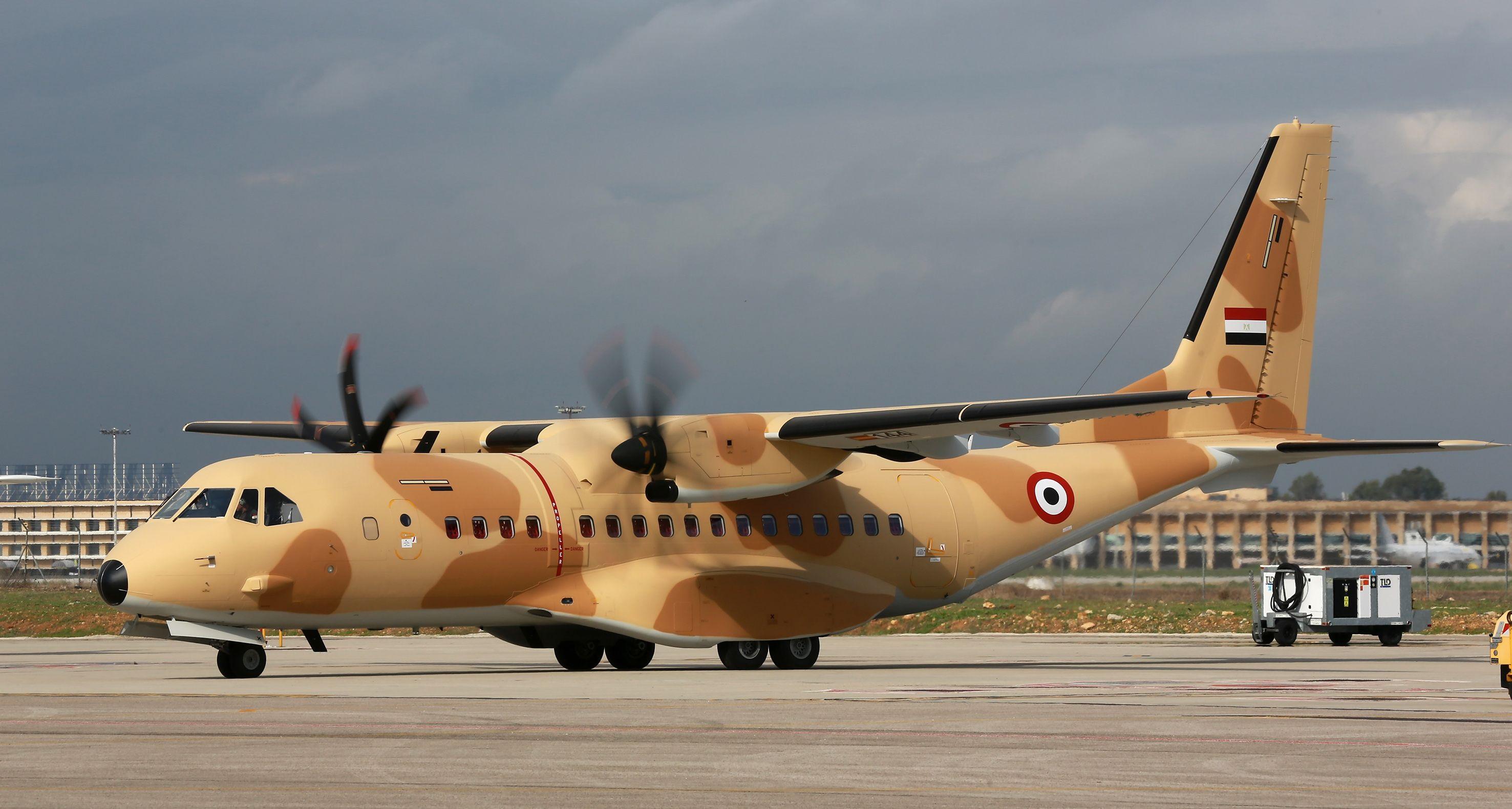 Airbus, Mısır ile C295 için Entegre Destek Sözleşmesi İmzaladı