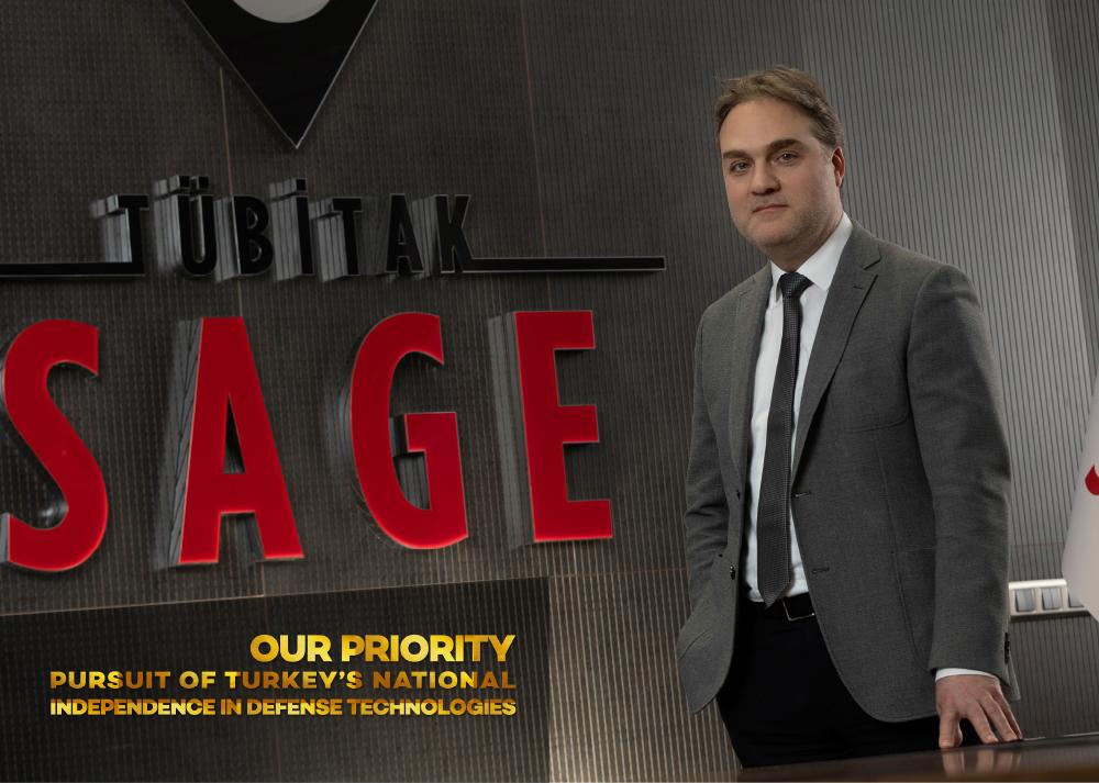 TÜBİTAK SAGE`nin Önceliği Türkiye`nin Savunma Sanayi Ürünlerinde Bağımsız Olması