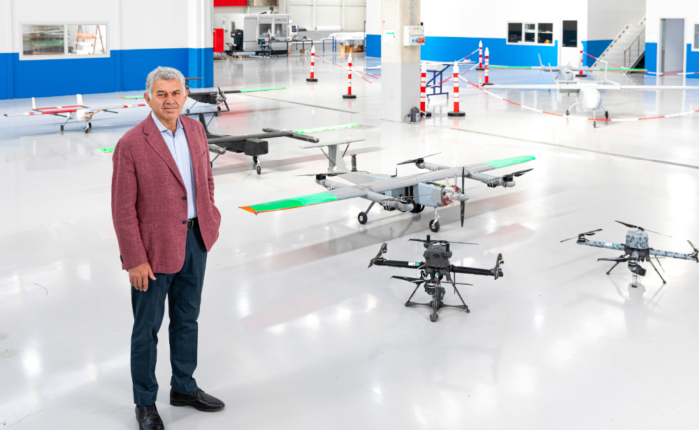 New Dimensions in Drone Applications LAPIS Aerospace Technologies