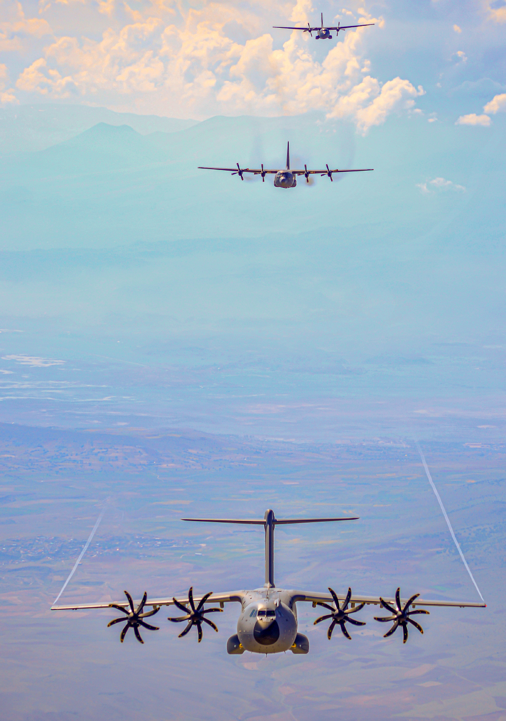 Turkish Air Force Air Transport Capability