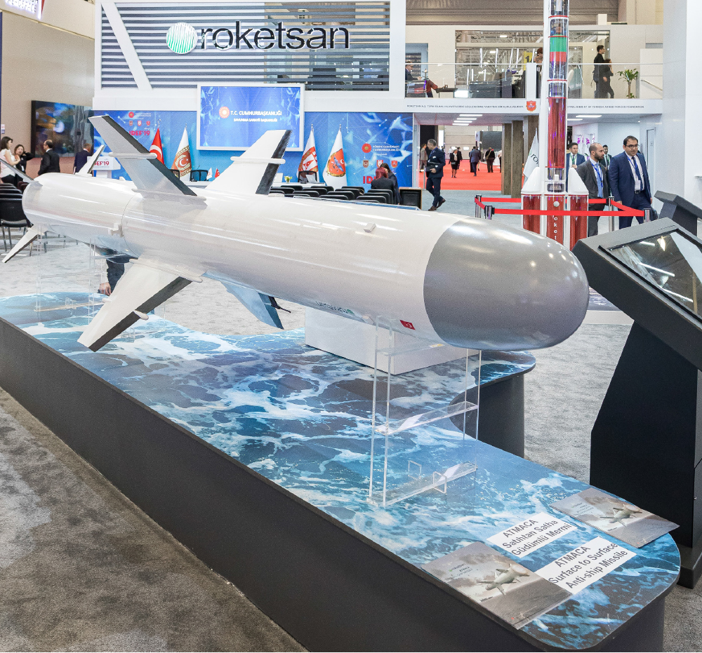 Now with ATMACA, Turkey Stands Among 5 Countries in the World Capable of Producing Anti-Ship Missiles