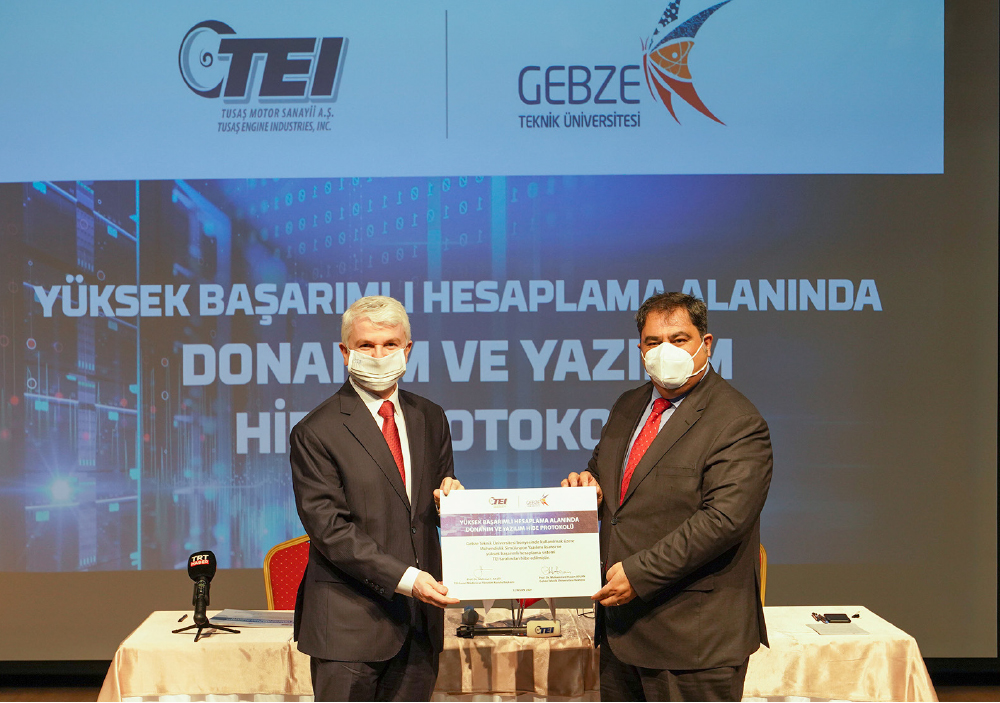 High-Performance Laboratory From TEI to Gebze Technical University