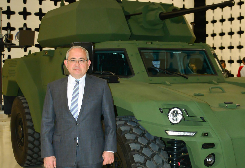 Otokar Increased Its Turnover by 91 Percent in the First Quarter