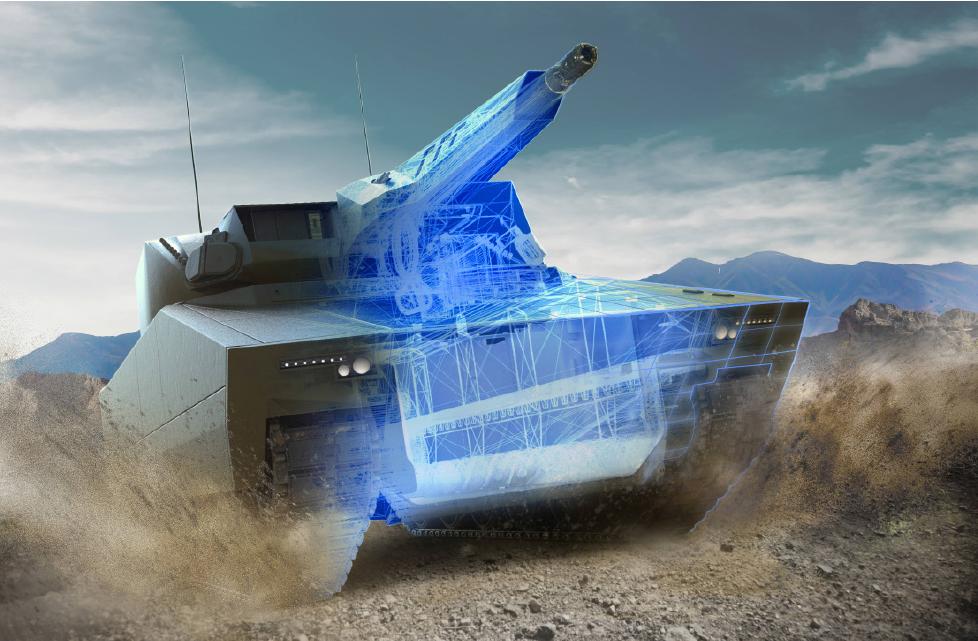 L3Harris & Rheinmetall Team to Pursue U.S. Army`s  New Fighting Vehicle Program