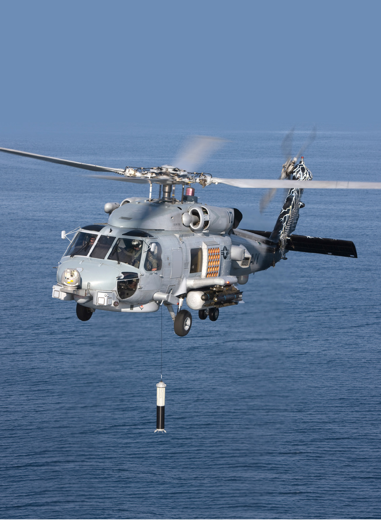 Lockheed Martin Selects Thales to Deliver Airborne Anti-Submarine Warfare Sonars to the U.S., Indian, Greek, And Danish Navies