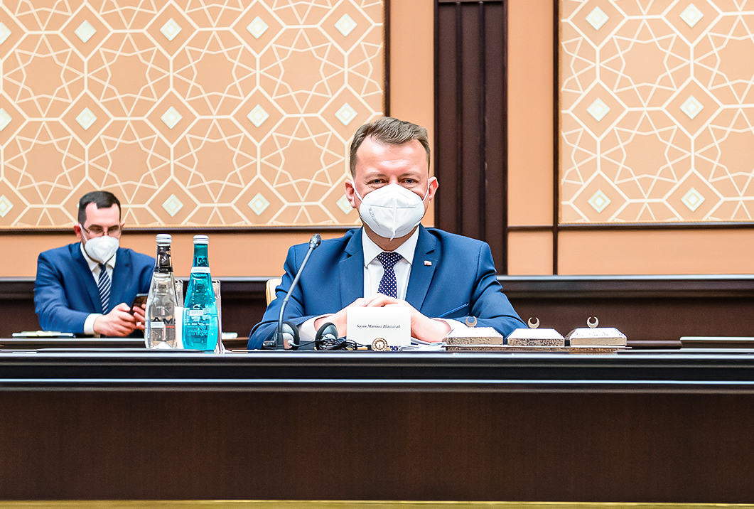 EXCLUSIVE INTERVIEW/ Polish Minister of National Defense Mariusz BŁASZCZAK: `We Will Continue Finding New and Beneficial Ways of Supporting Each Other`s Militarily Programs`