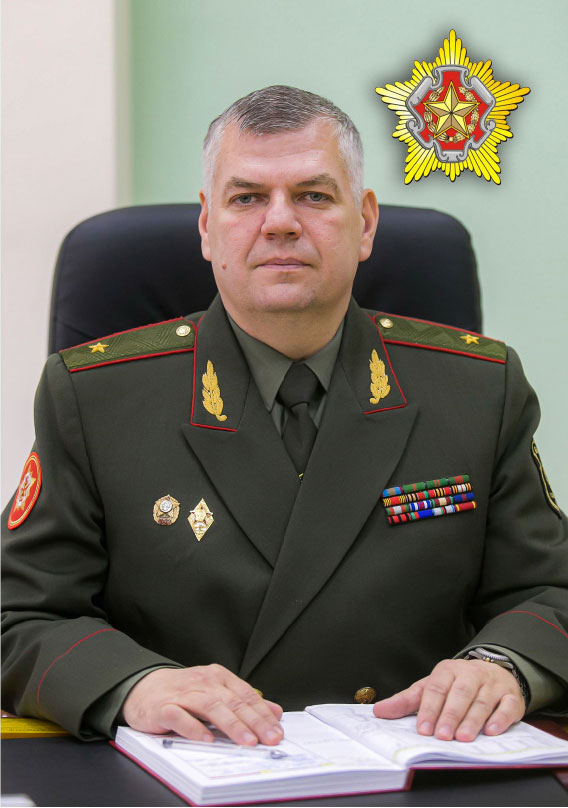 """Major General Sergei SIMONENKO: """"We Could Take Certain Steps Towards Building up Our Contacts and Strengthening, Among Other things, Military-Technical Cooperation Between the Defense establishments of Our States."""""""