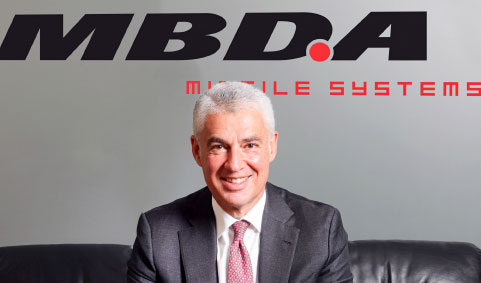 """Mr. Lorenzo MARIANI: """"As member of two partnerships producing Next Generation Future Combat Air Systems (Tempest / FCAS), MBDA will continue to mature capable, affordable, upgradeable, connected, and cooperative effectors for future air dominance."""""""