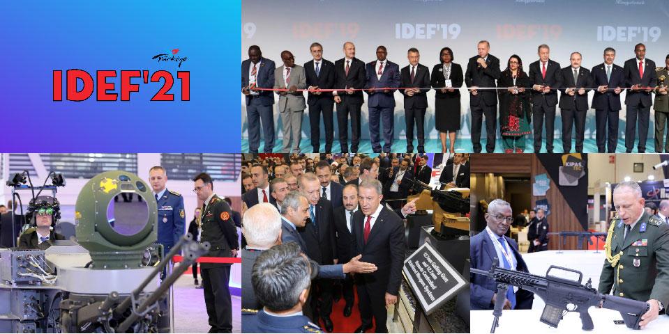 International Defense Industry  Procurement Authorities to Meet at IDEF 21