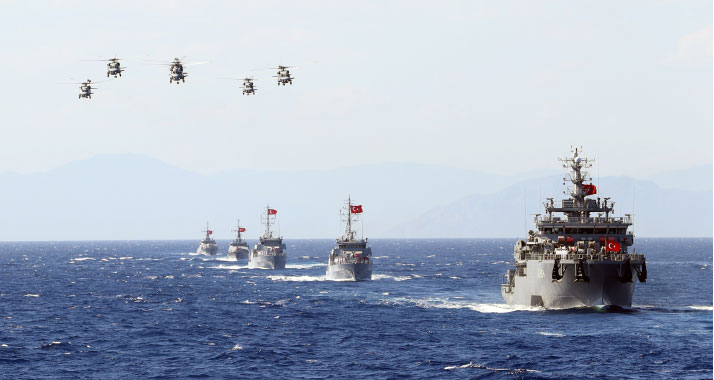 DENİZKURDU-2021  Exercise Conducted with the  Participation of  Over 25,000 Personnel