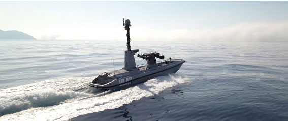 """The World's First Laser Guided Missile System Integrated AUSV  """"ULAQ"""" Successfully Hits Target"""
