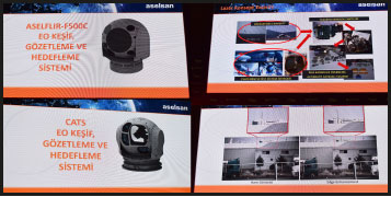 Aselsan`s New Electro-Optical Solutions for National UAV Platforms