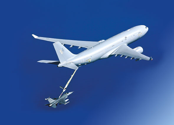 TurAF to Replace KC-135R Stratotankers with A330 MRTT Aircraft