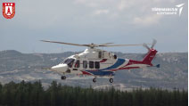 3rd Gökbey Helicopter Prototype Successfully Performed Its First Flight