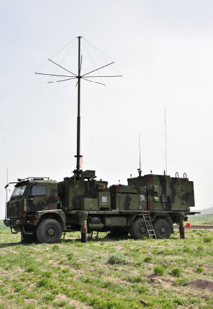 Next-Generation Electronic Warfare System SANCAK Delivered to Turkish Armed Forces