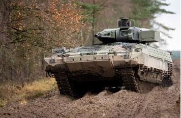 Billion-Euro Contract for Rheinmetall – Bundeswehr Upgrading Puma Infantry Fighting Vehicle to New Design Status