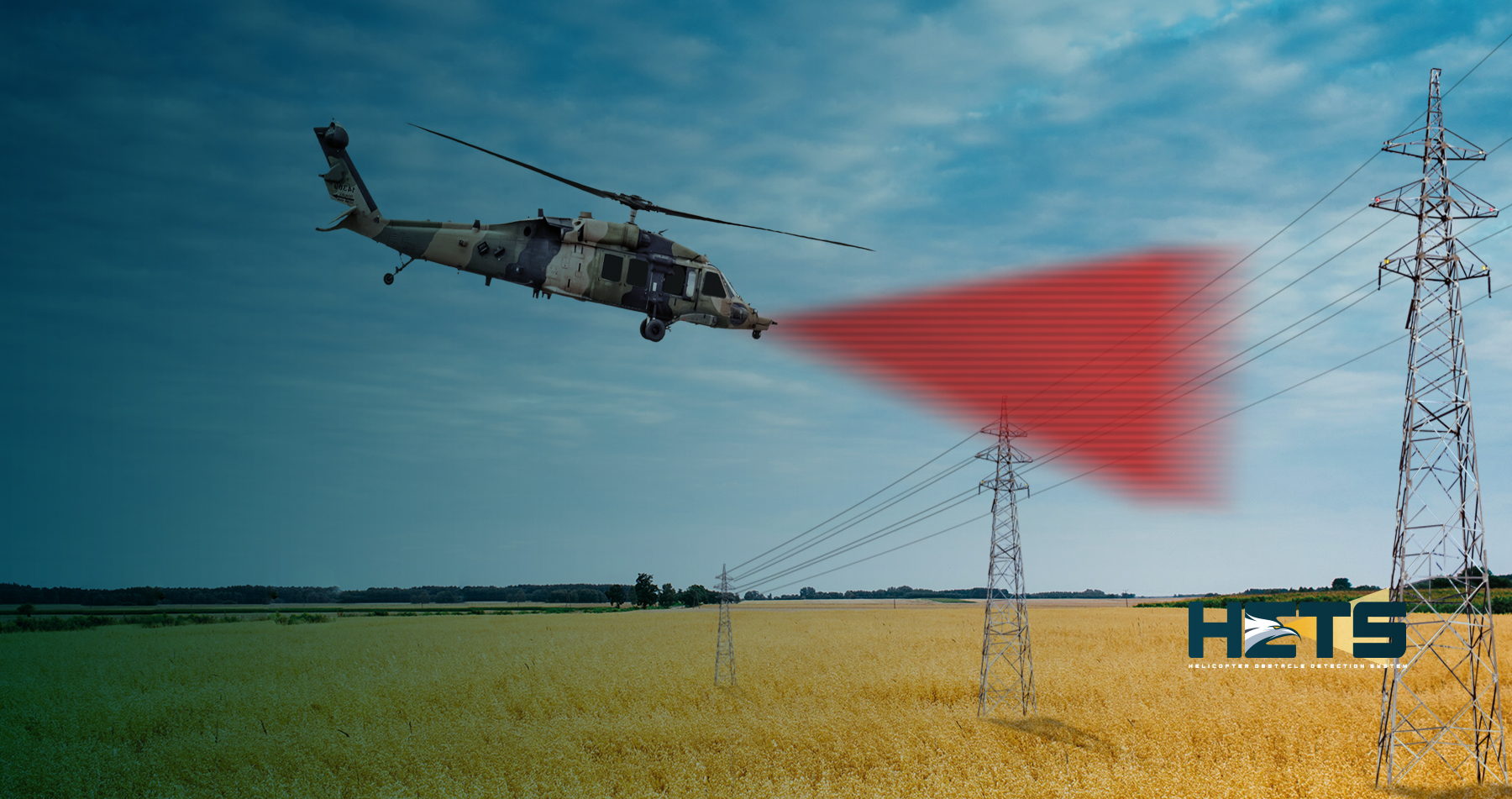 Meteksan Defence`s Laser-Based Helicopter Obstacle Detection System will be Displayed for the First Time at IDEF 2021