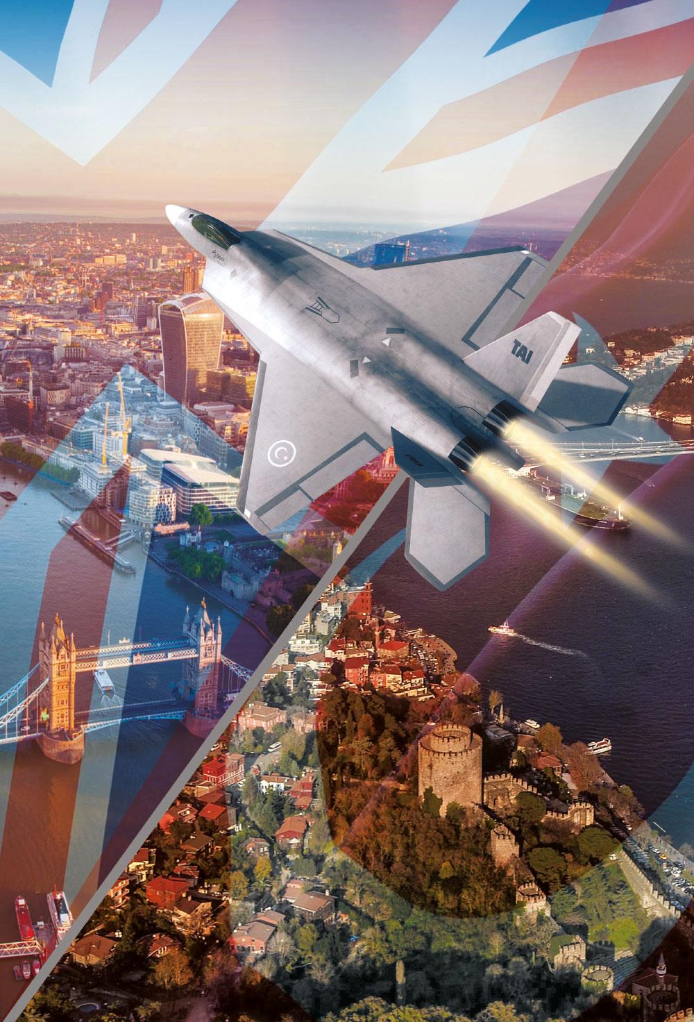 Turkey's Leading Defense & Aerospace Technology Partner: The United Kingdom