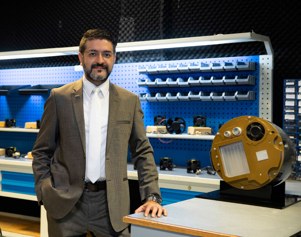 """Emre ÖZTÜRK: """"We Are a Company that Believes in Cooperation More than Competition"""""""