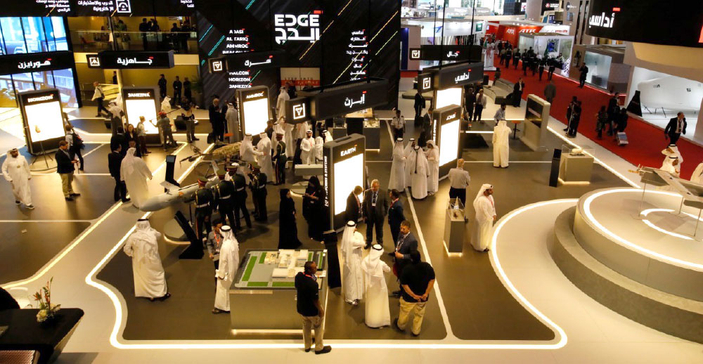 EDGE Group to Showcase Acceleration of Defense Technology at Dubai Airshow 2021