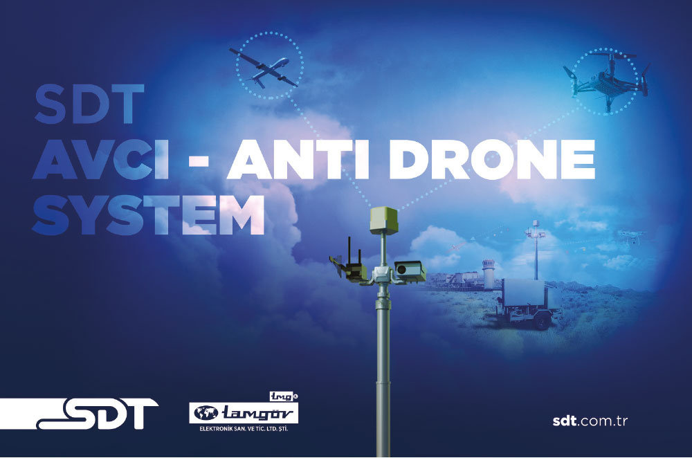 AVCI – Anti-Drone System