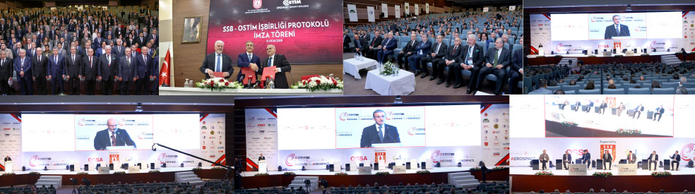 OSTIM Defense & Aviation Cluster (OSSA) A Sectoral Collaboration & Growth