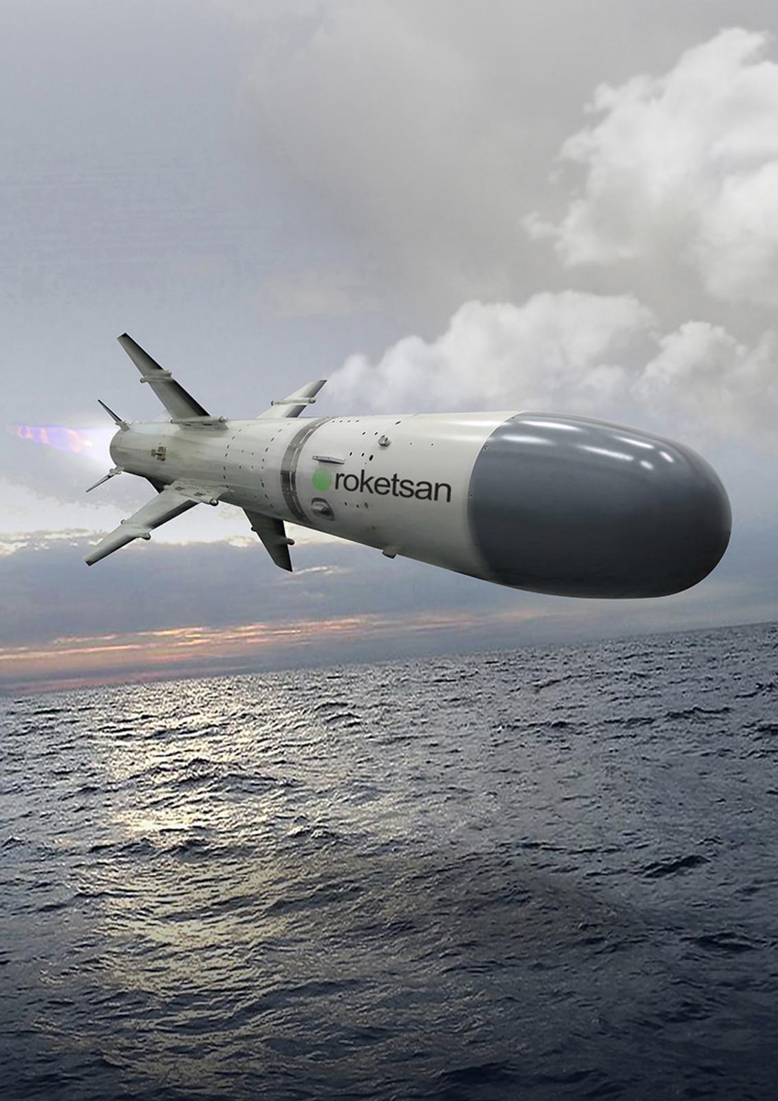 KTJ-3200 Turbojet Motor`unun İlk Teslimatları Gerçekleştirildi, İlk Atış 2022 Yılında ATMACA Gemisavar Güdümlü Mermisi ile Planlanıyor