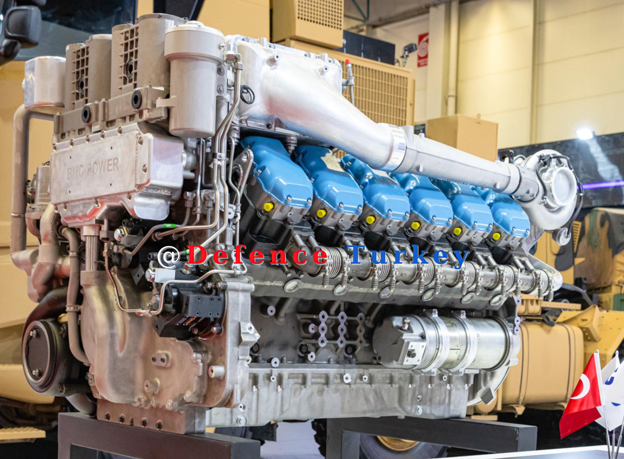 BMC Power- UTKU ve BATU Projelerinde Kritik Parçalar Yerlileştiriliyor