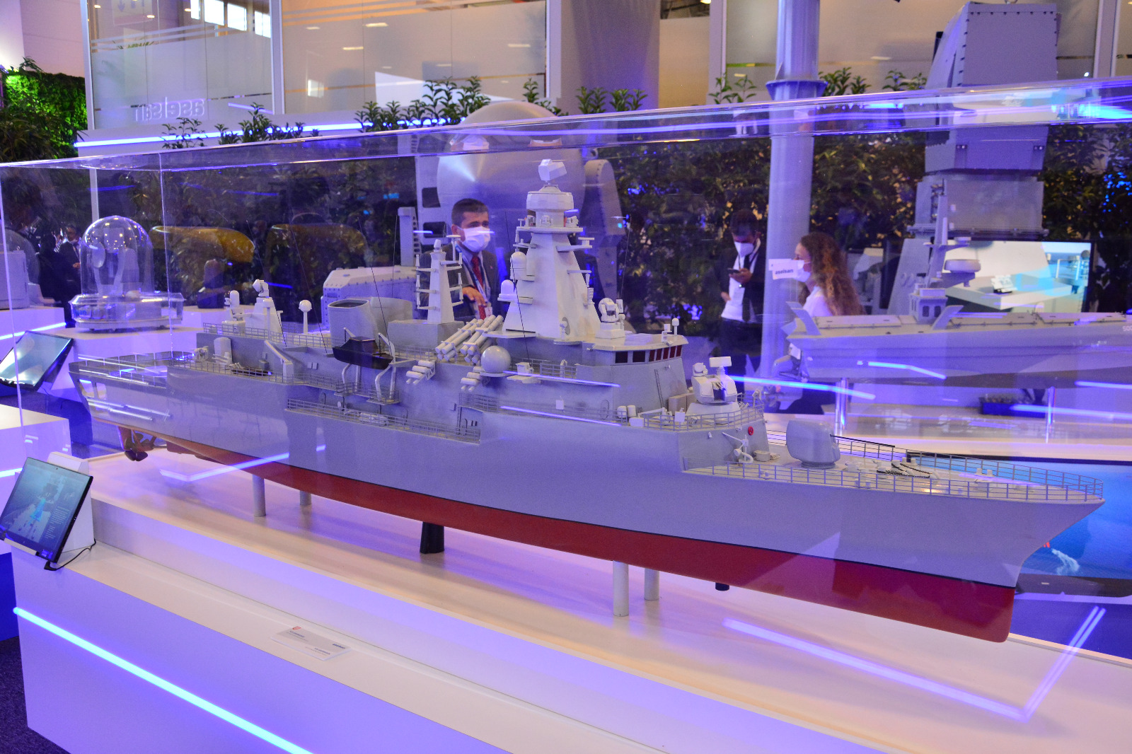 BARBAROS Class Frigates Mid-Life Upgrade (MLU) Project Update
