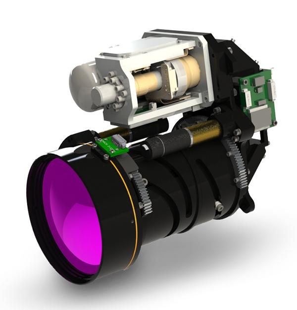 Teledyne FLIR- ITAR-Free Neutrino SX8 MWIR kamera modülünü ve dört adet yeni Neutrino IS Serisi Kamera Modelini Tanıttı