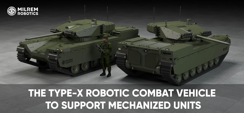Otokar & Milrem Robotics Teaming To Develop Unmanned and Robotic Systems