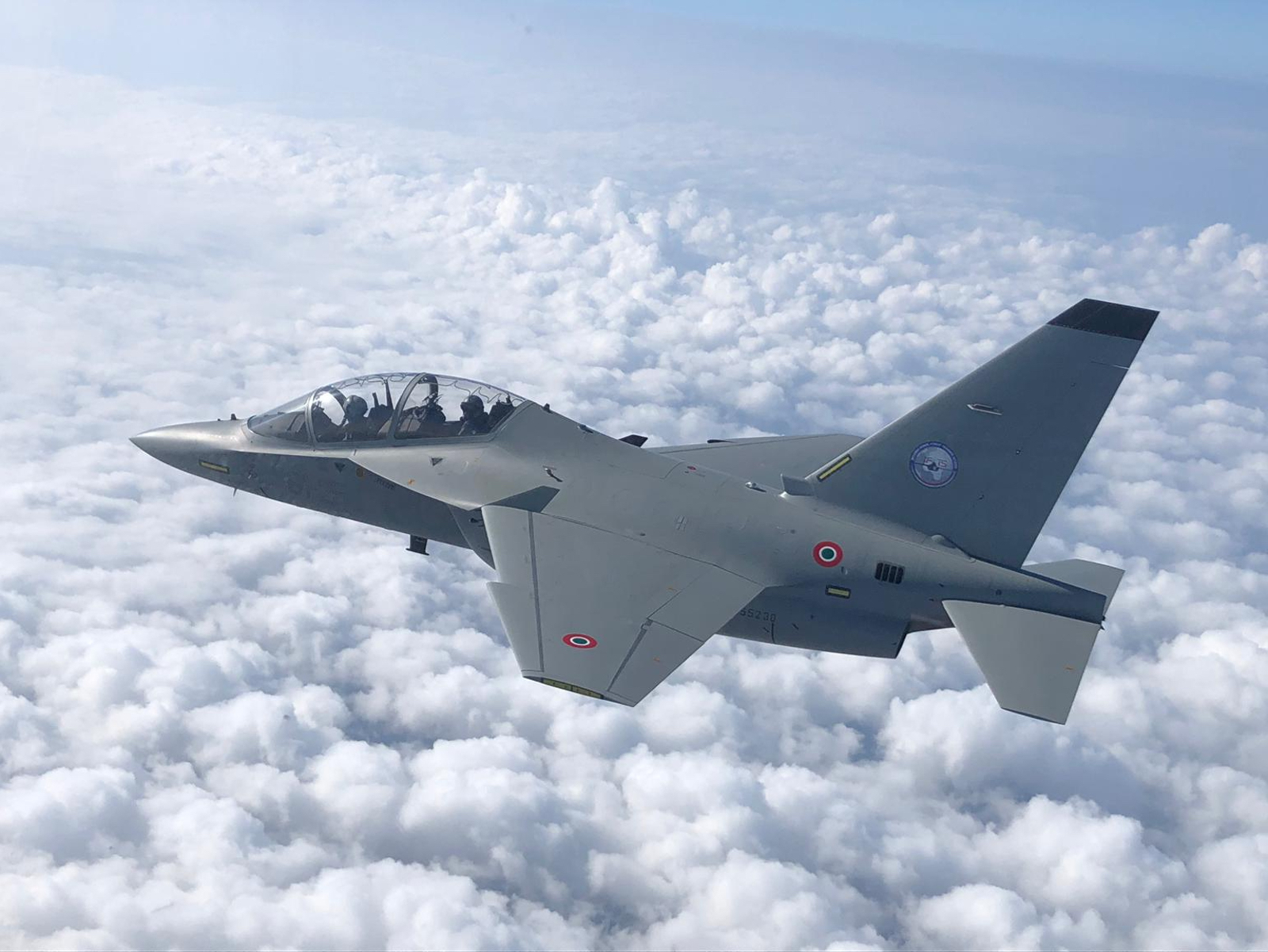 International Flight Training School: German Pilots Choose to be Trained in Italy with the Italian Air Force and Leonardo
