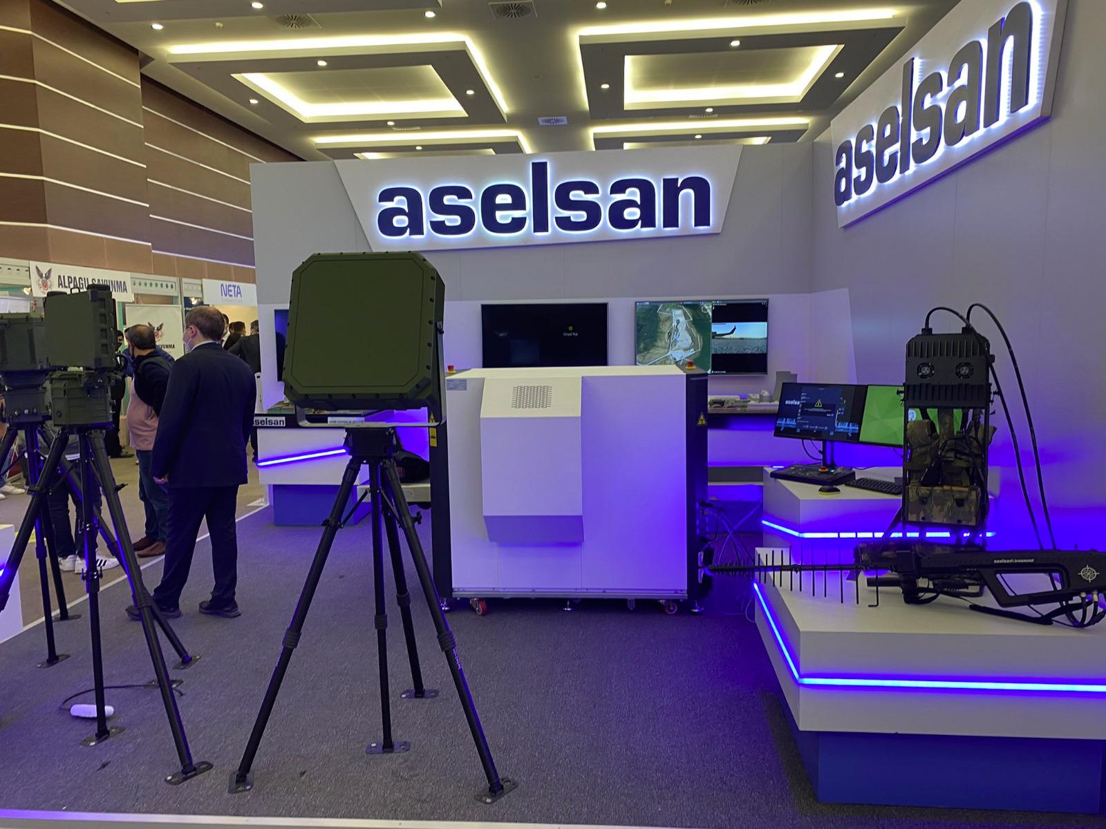 FEDAİ Anti-İHA Sistemi ve AURA Yeni Nesil Çok Fonksiyonlu AESA Gözetleme Radarı