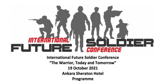 International Future Soldier Event will be held in Ankara on October 19